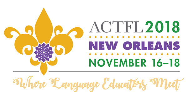 ACTFL 18 in New Orleans