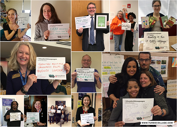 Lead with Languages Advocacy Month