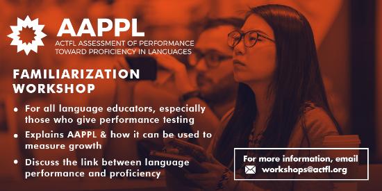 OPI Familiarization workshop
